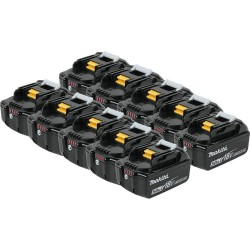 18-Volt 5.0Ah LXT Lithium-Ion Battery (10-Pack)