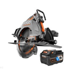 18-Volt OCTANE Cordless Brushless 7-1/4 in. Circular Saw with OCTANE Lithium-Ion 9 Ah Battery (Charger Not Included)
