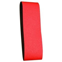 4 in. x 24 in. 36-Grit Sanding Belt (50-Pack)