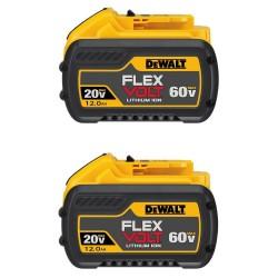 FLEXVOLT 20-Volt/60-Volt MAX 12.0Ah Battery Pack (2-Pack)