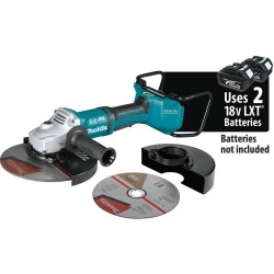 18-Volt X2 LXT Lithium-Ion 36-Volt Brushless Cordless 9 in. Cut-Off/Angle Grinder with Electric Brake and AWS Tool-Only