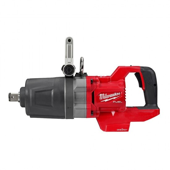 M18 FUEL 18-Volt Lithium-Ion Brushless Cordless 1 in. Impact Wrench with D-Handle (Tool-Only)