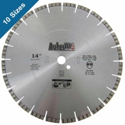 24 in. Diamond Blade for Concrete Cutting