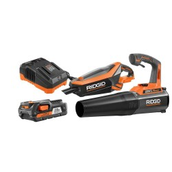 18-Volt Brushless Vacuum and Jobsite Blower Kit