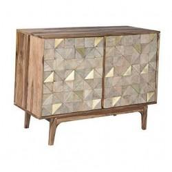 - Carolmore  Cabinet - Contemporary - /Gold Carolmore