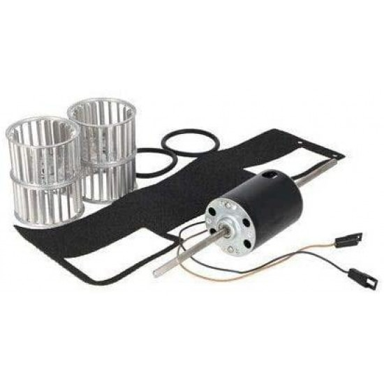 Cab Blower Motor Kit Compatible with John Deere 4050 4050 4240 4240 4640 4640 2040 2040 2040 4040 4040 4430 4430 6620 6620 4630 4630 4440 4440 4230 4230 4450 4450 4250 4250 4650 4650 7720 7720 8430