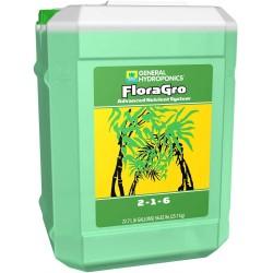 General Hydroponics FloraGro, 6 Gallon